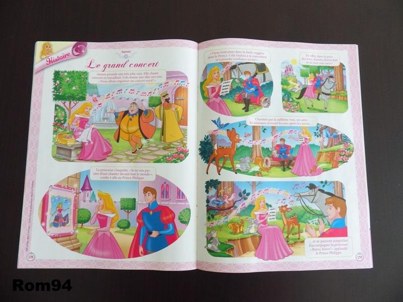 [Magazine] Disney Princesse Magazine France - Page 4 Histoi18