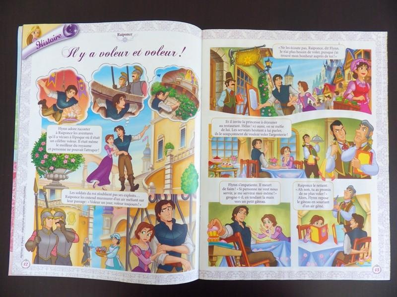 [Magazine] Disney Princesse Magazine France - Page 4 Imgp7811