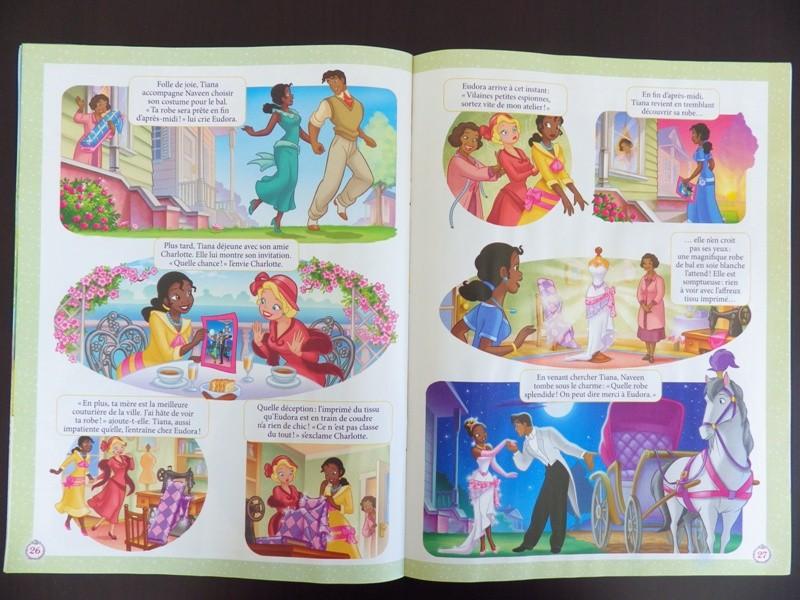 [Magazine] Disney Princesse Magazine France - Page 4 Imgp7812