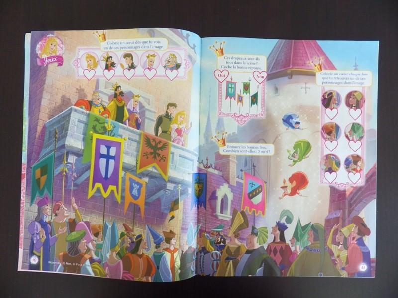 [Magazine] Disney Princesse Magazine France - Page 4 Imgp7814