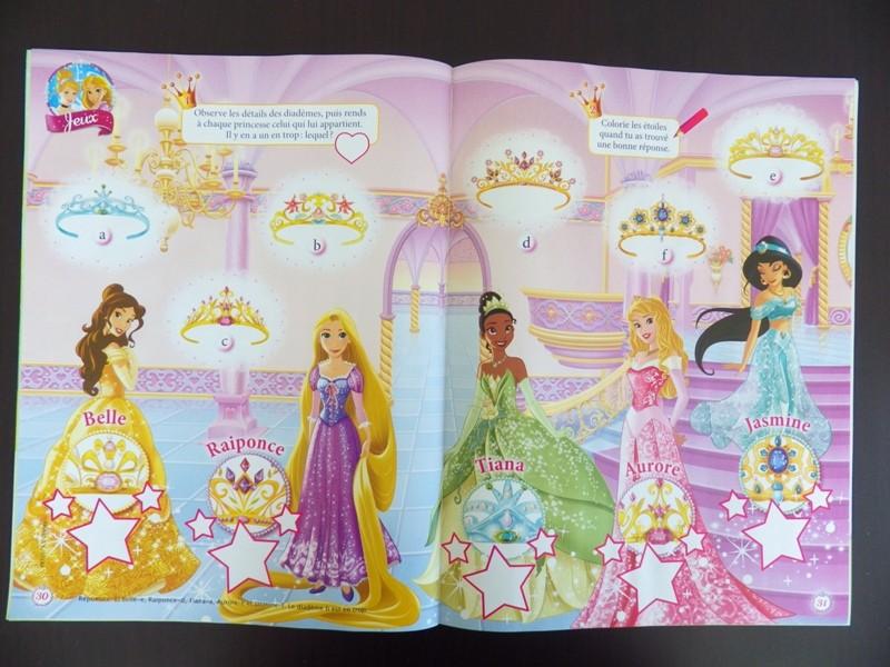 [Magazine] Disney Princesse Magazine France - Page 4 Imgp7815
