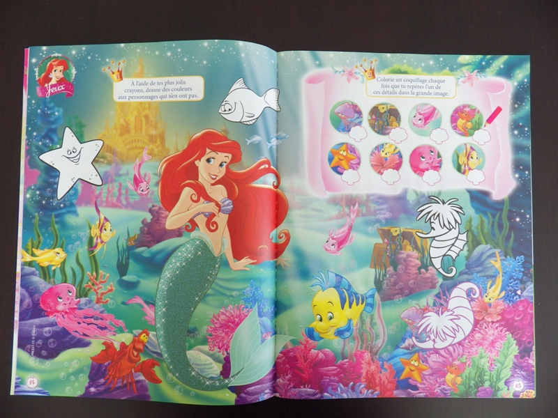 [Magazine] Disney Princesse Magazine France - Page 5 Imgp7912