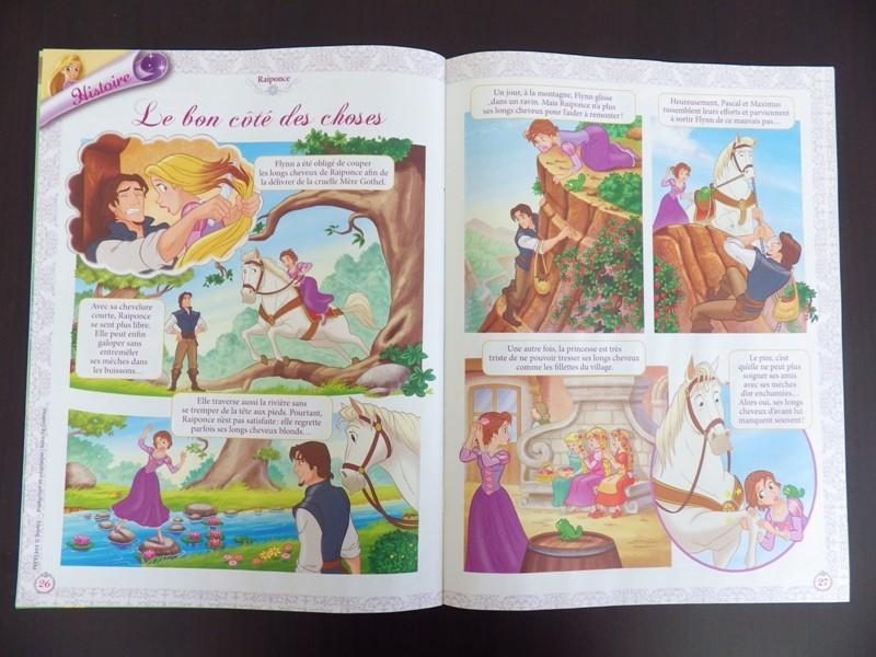 [Magazine] Disney Princesse Magazine France - Page 5 Imgp7913