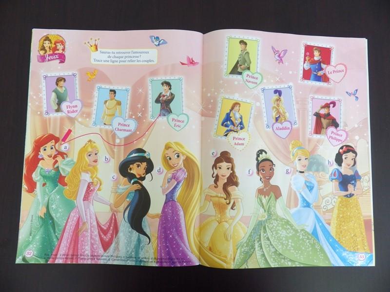 [Magazine] Disney Princesse Magazine France - Page 5 Imgp7914