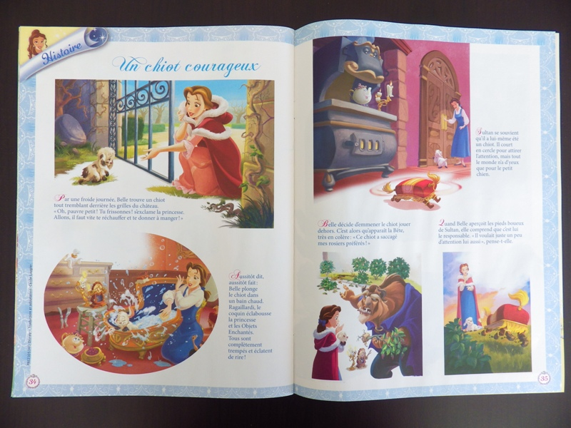 [Magazine] Disney Princesse Magazine France - Page 5 Imgp7915