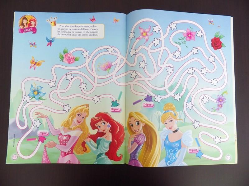 [Magazine] Disney Princesse Magazine France - Page 5 Imgp7916