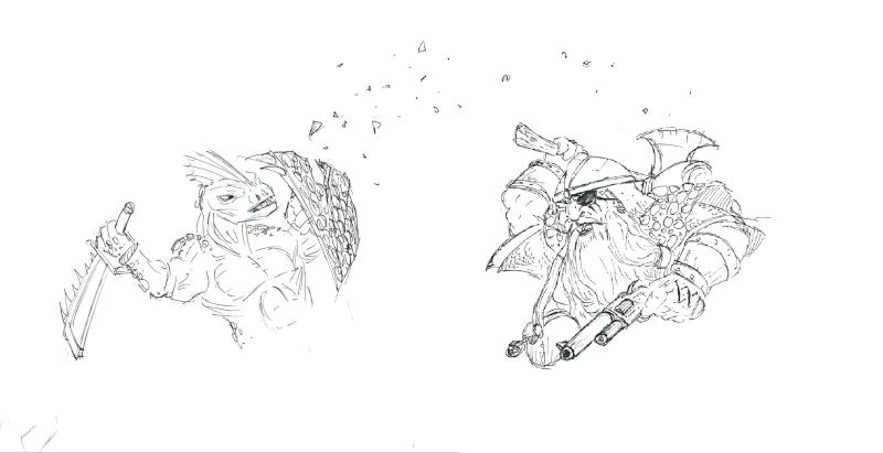 Les dessins de Gromdal - Page 4 Aventu10