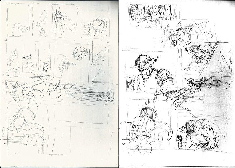 Les dessins de Gromdal - Page 5 Brouil10