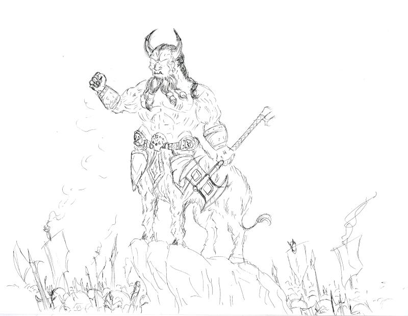 Les dessins de Gromdal - Page 4 Chyvre10
