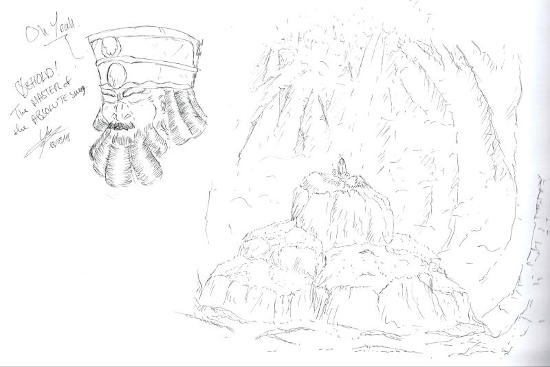 Les dessins de Gromdal - Page 4 Clairi10