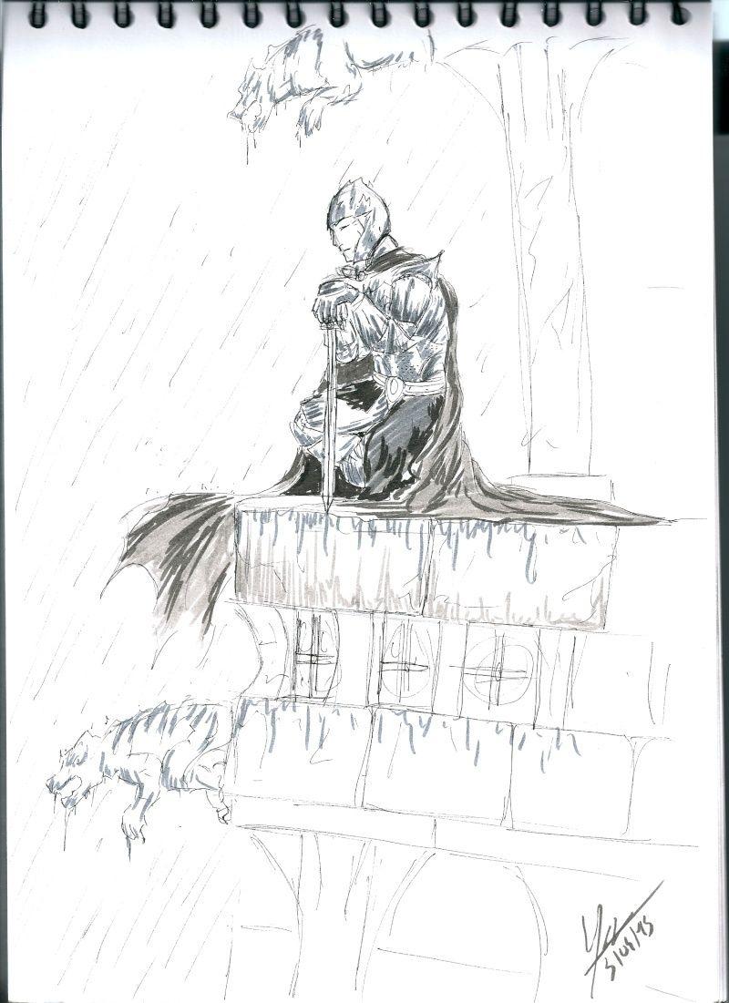 Les dessins de Gromdal - Page 4 Contem10