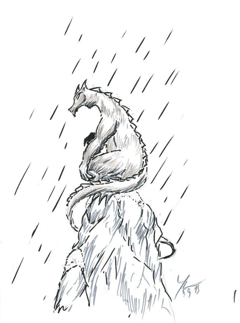 Les dessins de Gromdal - Page 4 Contem13