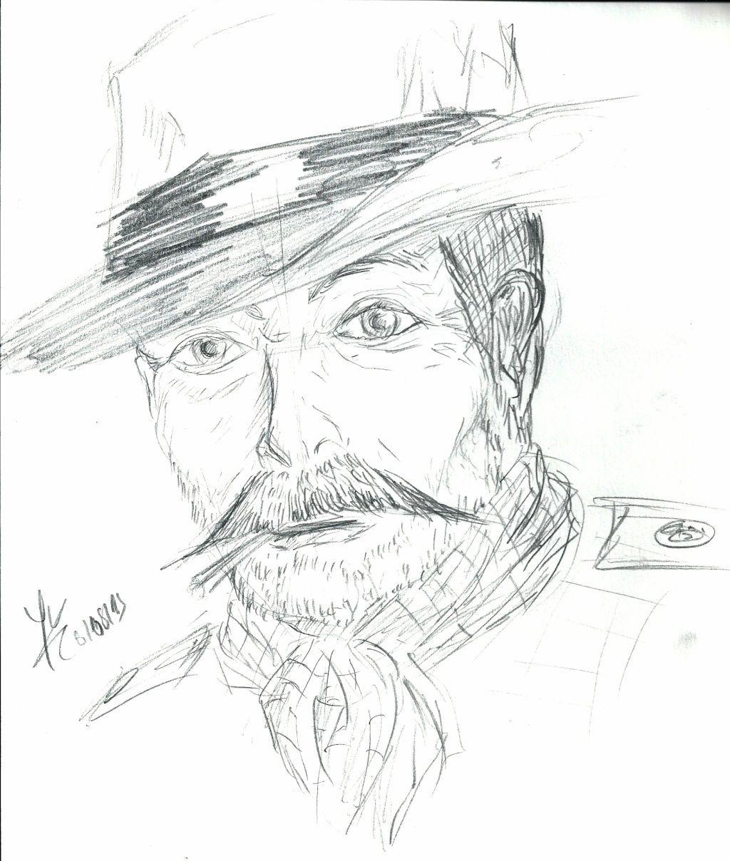 Les dessins de Gromdal - Page 5 Cowboy10
