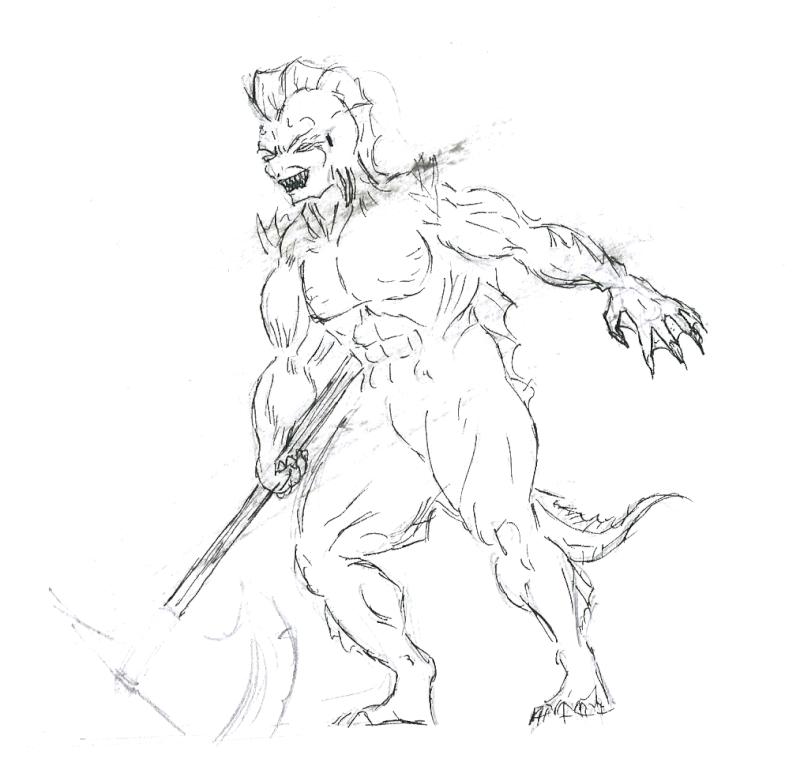 Les dessins de Gromdal - Page 4 Homme_10