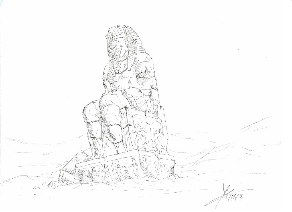 Les dessins de Gromdal - Page 4 Khemri10