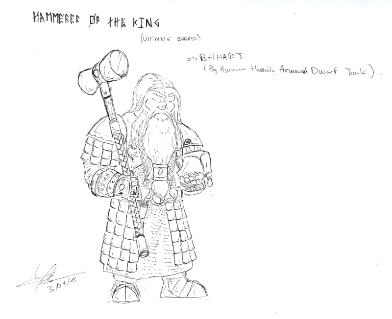 Les dessins de Gromdal - Page 4 Martel10