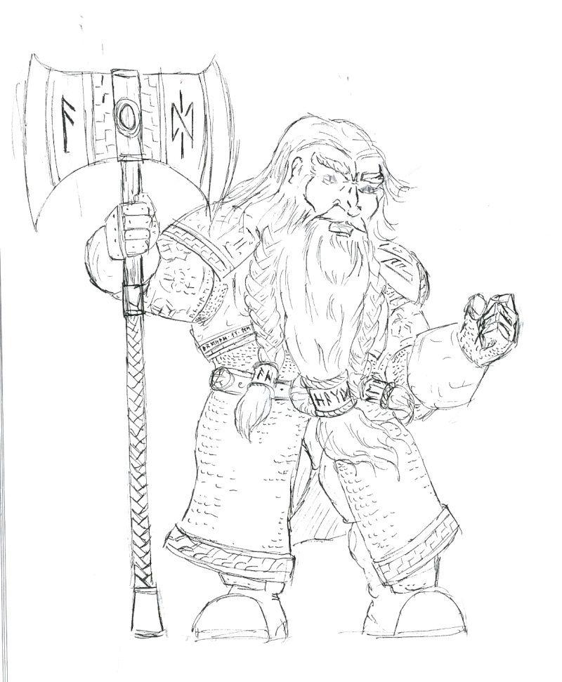 Les dessins de Gromdal - Page 4 Seigne10