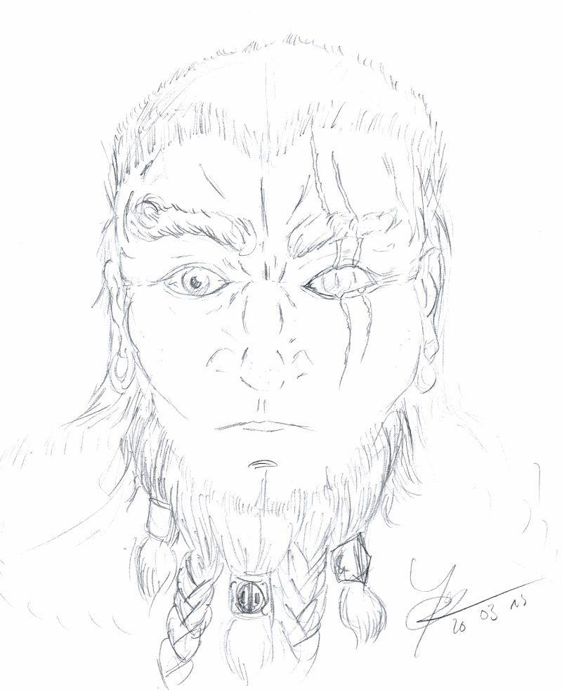 Les dessins de Gromdal - Page 4 Viking10