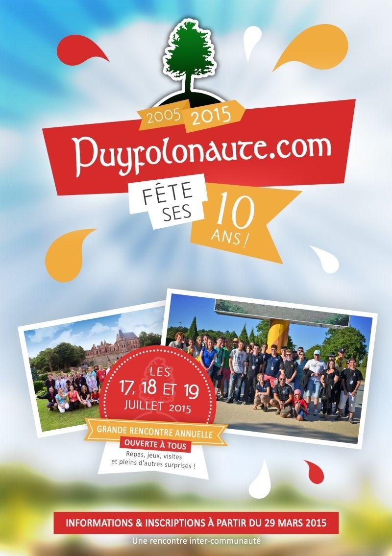 Meeting au Puy du Fou - 17/18/19 juillet 2015 Rencon10