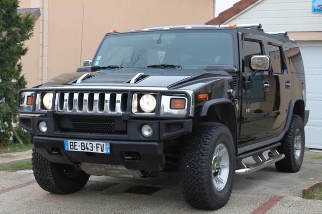 Hummer H2 2005  VENDU 11043210