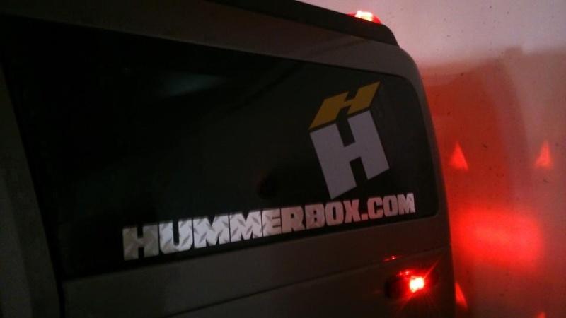 Grizou est arrivé ; Hummer H2 luxury greystone & sedona - Page 5 11196311