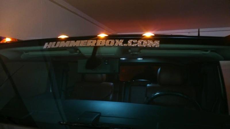 Grizou est arrivé ; Hummer H2 luxury greystone & sedona - Page 5 11203110