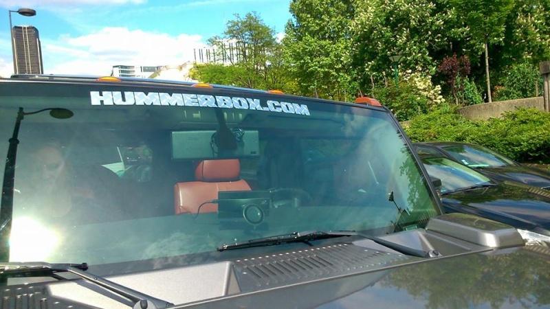 Grizou est arrivé ; Hummer H2 luxury greystone & sedona - Page 5 22494_10