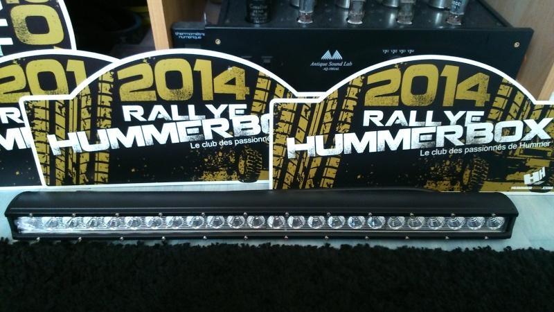 Plaque Rallye HUMMERBOX 2016 , 2017 et 2018 (2014 , 2015 épuisé ! devient Collector) Dsc_1111