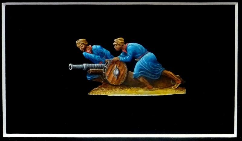 Canonniers Moghols à Panipat (21 avril 1526) Dsc02315
