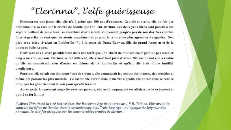 PLAT = Elerinna, l'elfe guérisseuse - 80mm Elerin10