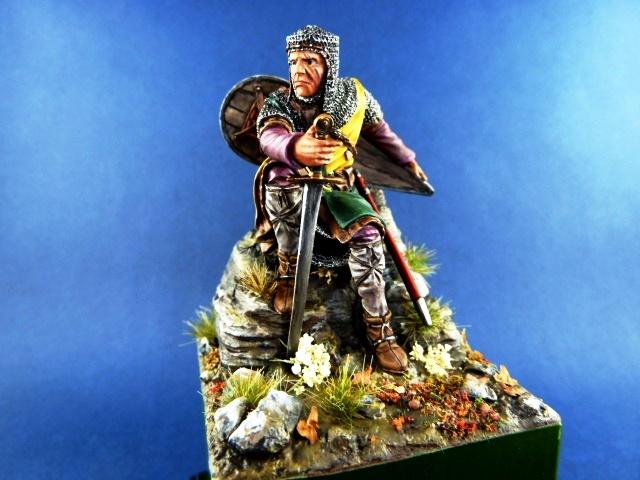 Chevalier XI-XII ème siècle P1060910