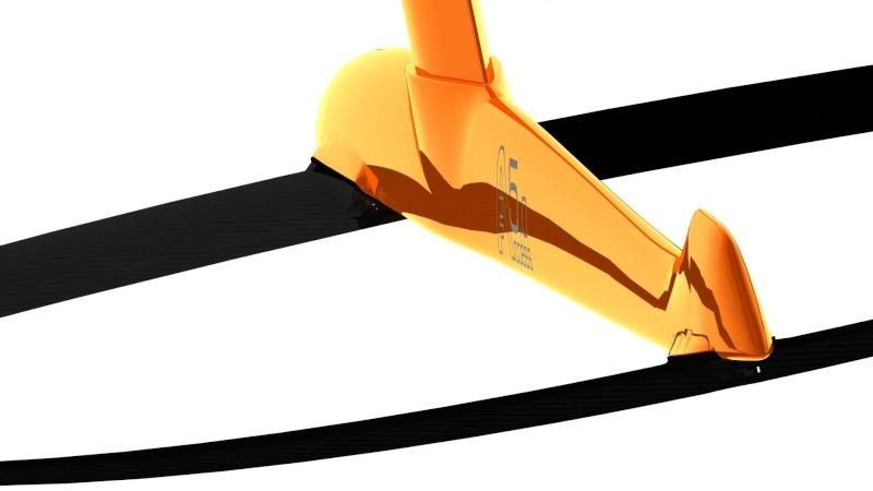 Alpinefoil 5.0 ACCESS carbon & Alu aviation 10848510