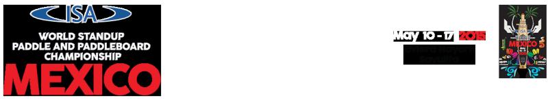 Championnats de SUP au Mexique Logo_h10