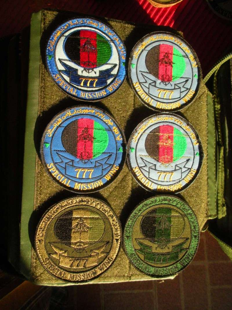 777th Special Mission Wing Patches 777_pa10