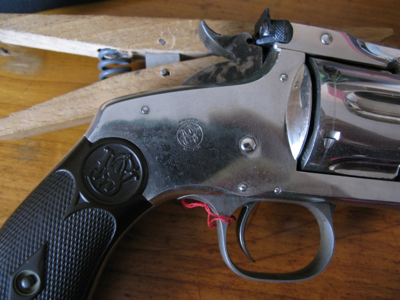 Smith & Wesson New Models N° 3 Target cal .32-44 Nc3_0011