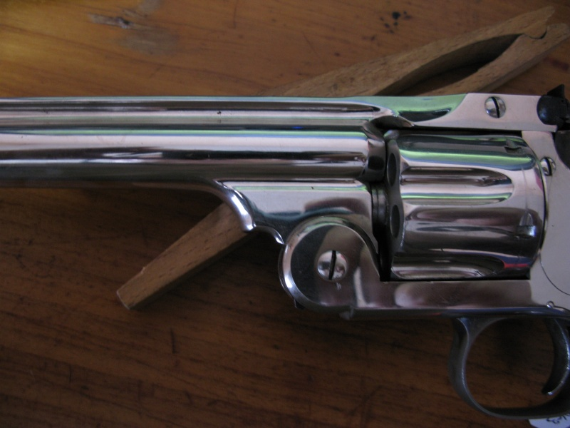 Smith & Wesson New Models N° 3 Target cal .32-44 Nc3_0012