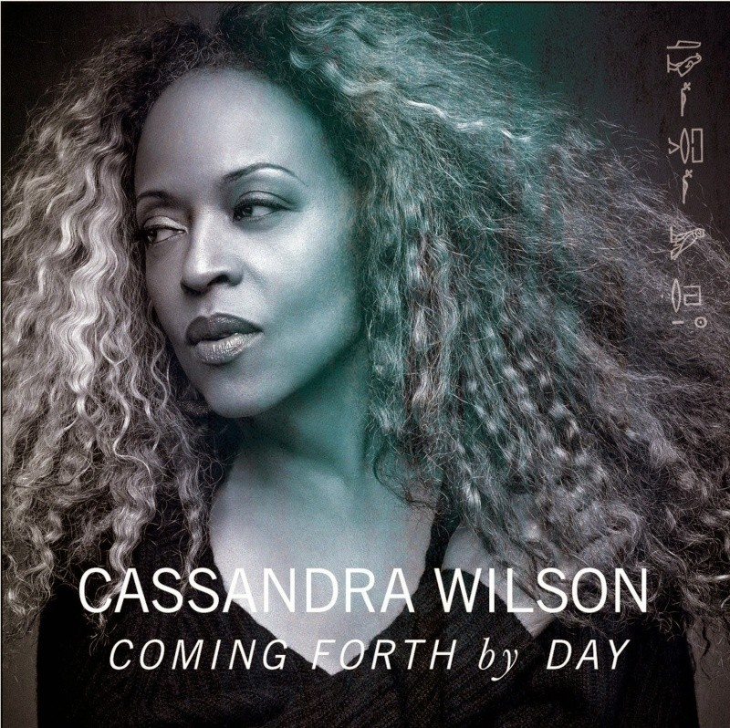 Cassandra Wilson  Coming Forth By Day Front_12