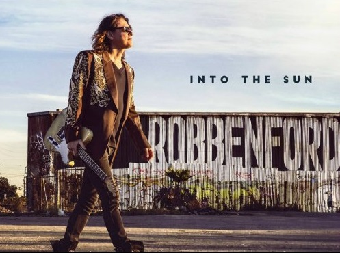 Robben FORD - Into the Sun Robben10