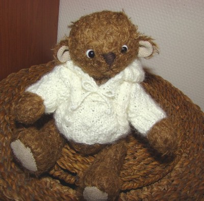 Petit ours et son pull... 1311