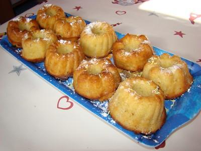 Gâteau russe aux noisettes et au miel Dsc03436
