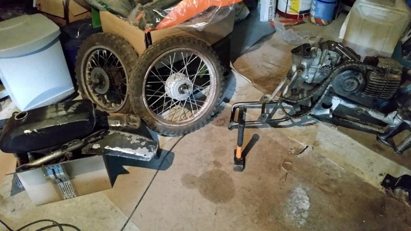 [restauration] Puch magnum x 50cc 1981 20150311