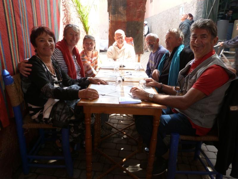 [Le Coin Cuisine] Tanjia de Marrakech P1120410