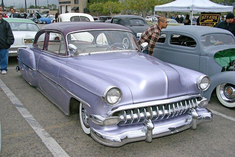 Chevy 1953 - 1954 custom & mild custom galerie - Page 10 10411010