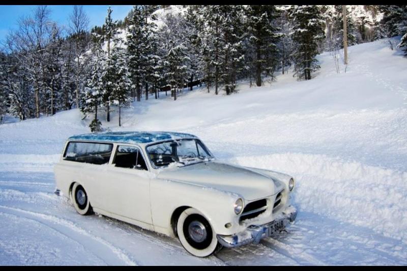 Volvo & Saab custom & mild custom 11262210