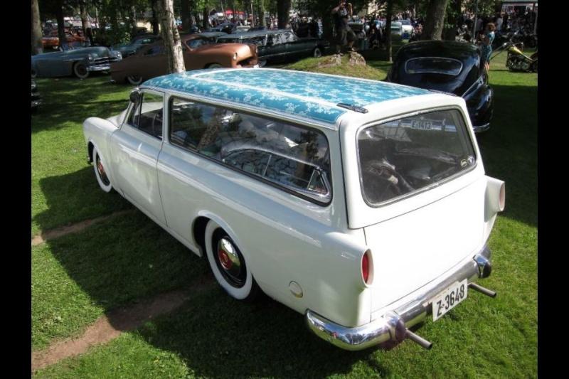 Volvo & Saab custom & mild custom 11267110