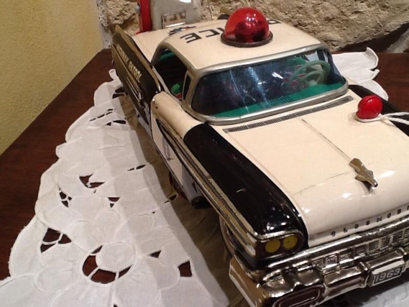 us car -  tôle - Tin Toys -  1950's & 1960's - Page 2 510