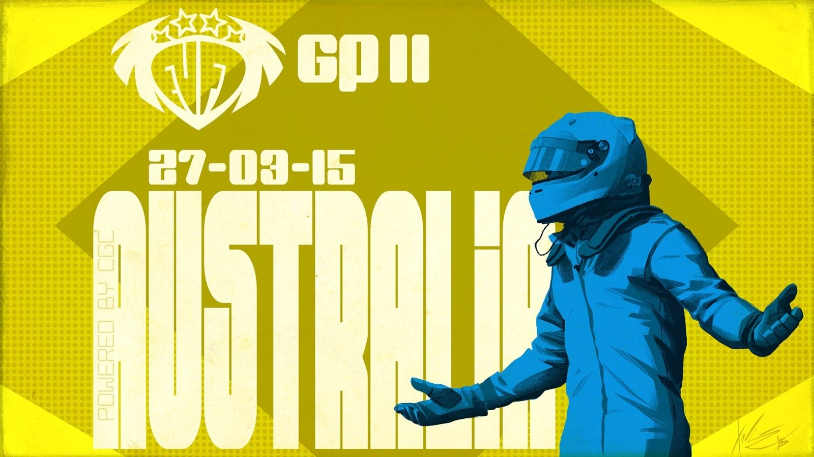 "[11/19] #EVF1 GP Australia ""Melbourne"" 27/03/15 Austra10"