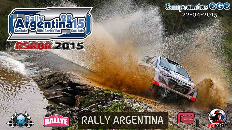 Road book Rally Argentina R1 Logo_r16