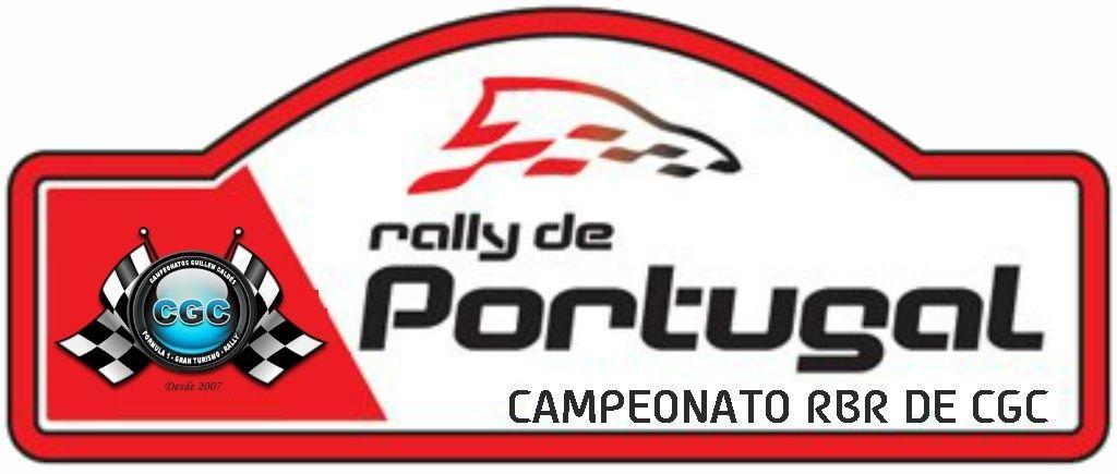 Roadbook Rally Portugal R2 Logo_r19