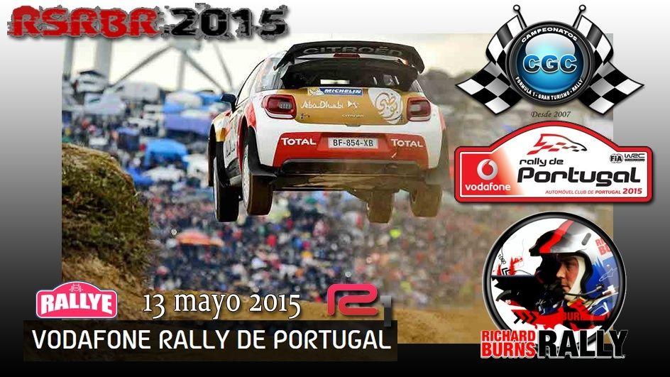Roadbook Rally Portugal  R1 Logo_r22
